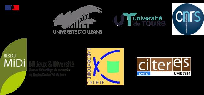 logos organisateurs et logos